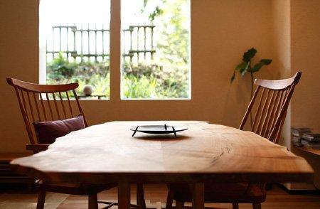 オリジナルな家具