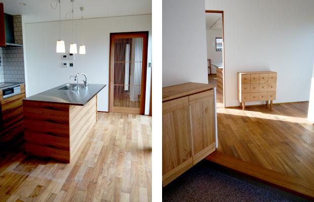 オリジナルな家具1