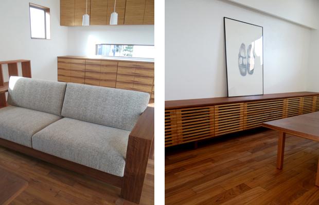 オリジナルな家具2